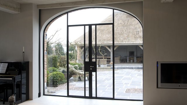 MHB Steel Arched Doors 1