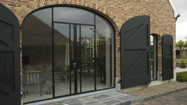 MHB Steel Arched Doors 2