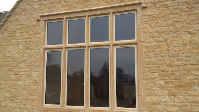 Smarts Heritage Windows & Doors New Build