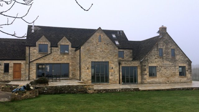 Smarts Heritage Windows Doors Steel Look Cotswold