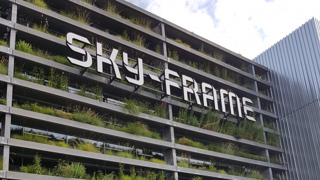 Cotswold Visit Sky-Frame Headquarters