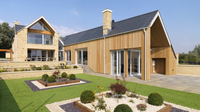 COTSWOLD WINDOWS FRAMES EXCLUSIVE REDROW DEVELOPMENT